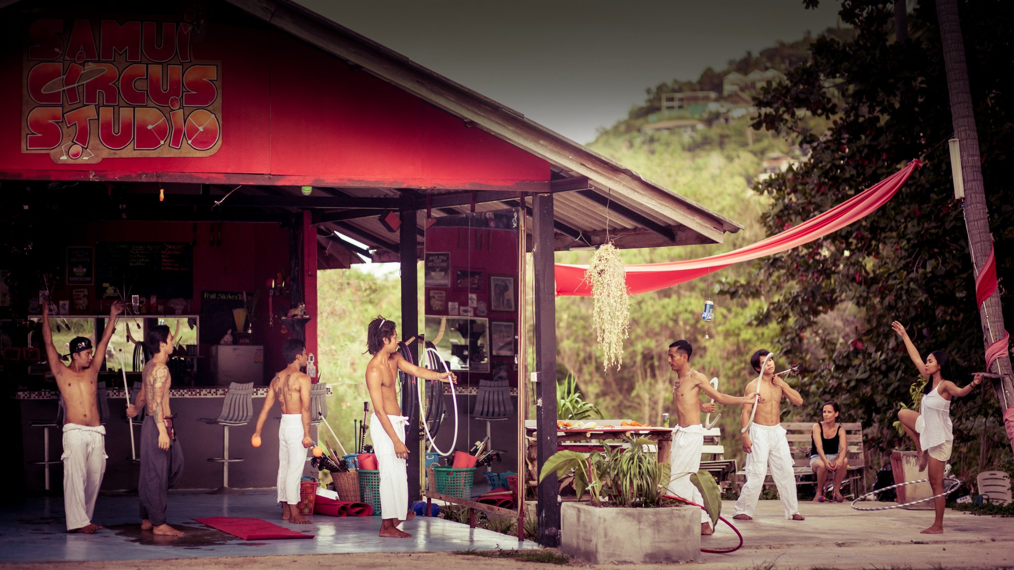 Samui Circus Studio
